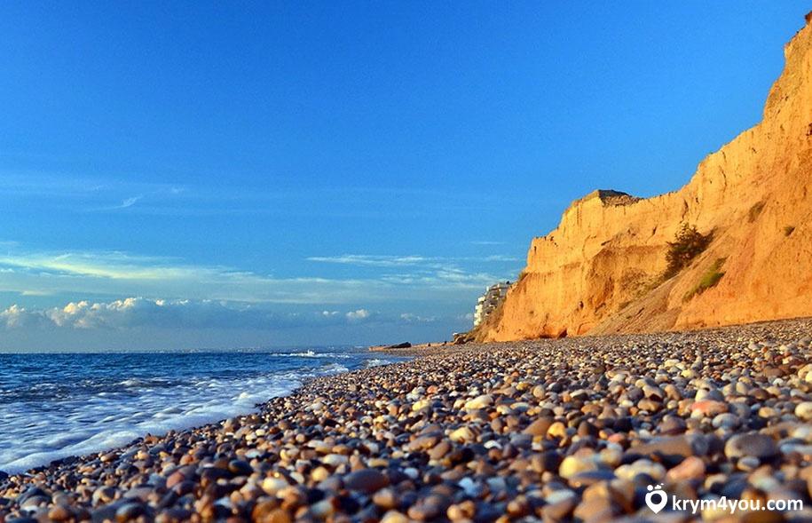 Кача пляжа крым 65