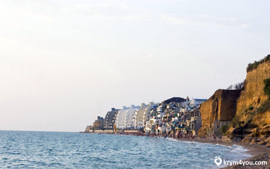Пляжи Качи