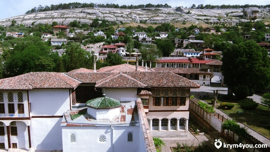 Лучшие города Крыма