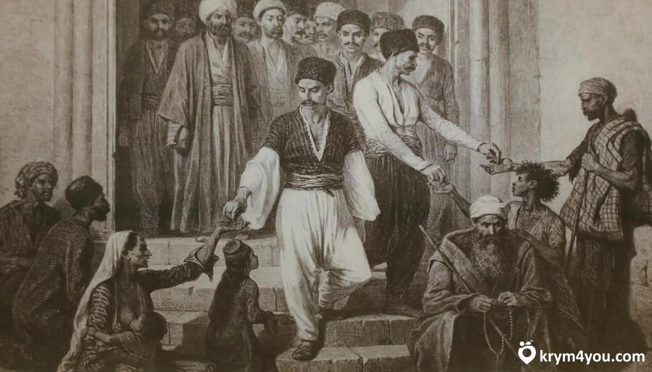 История фото бахчисарай