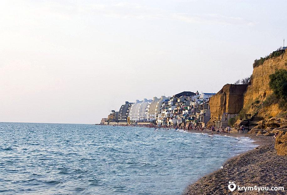 Достопримечательности Качи Крым