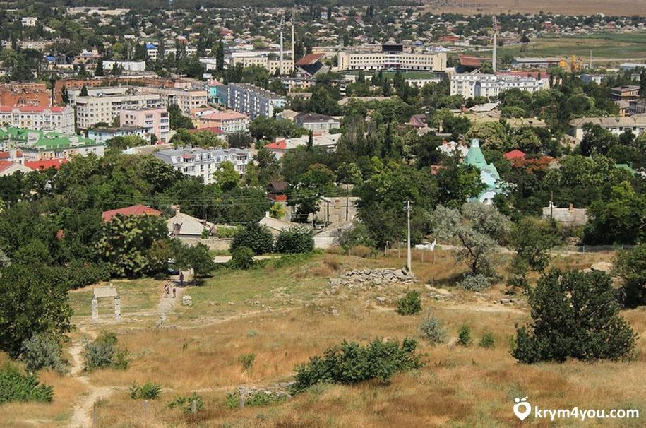 История Керчи Крым