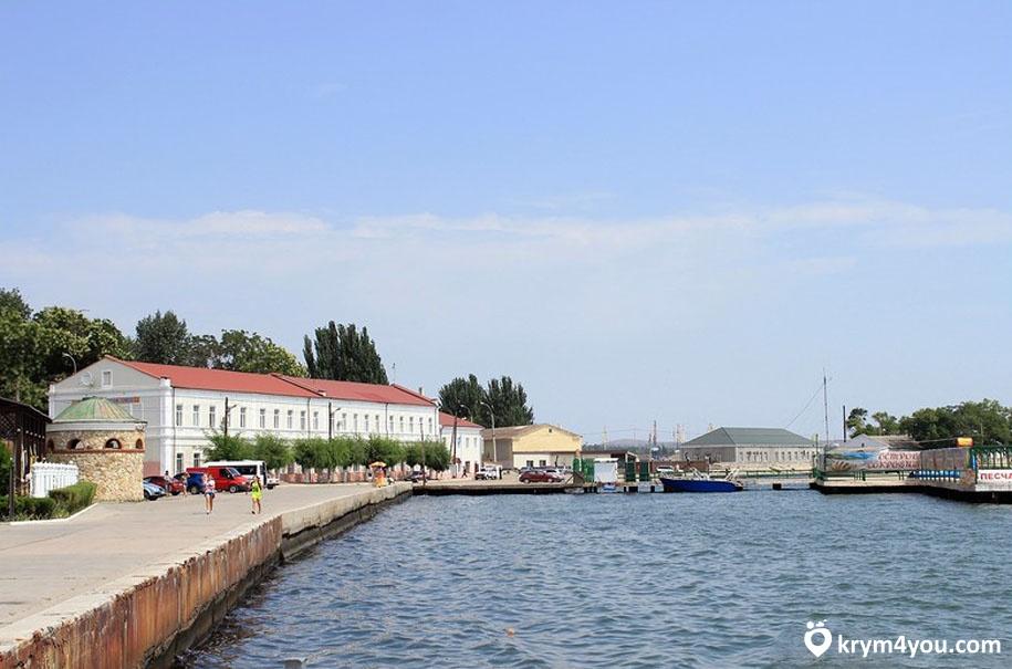 Пляжи Керчи Крым фото