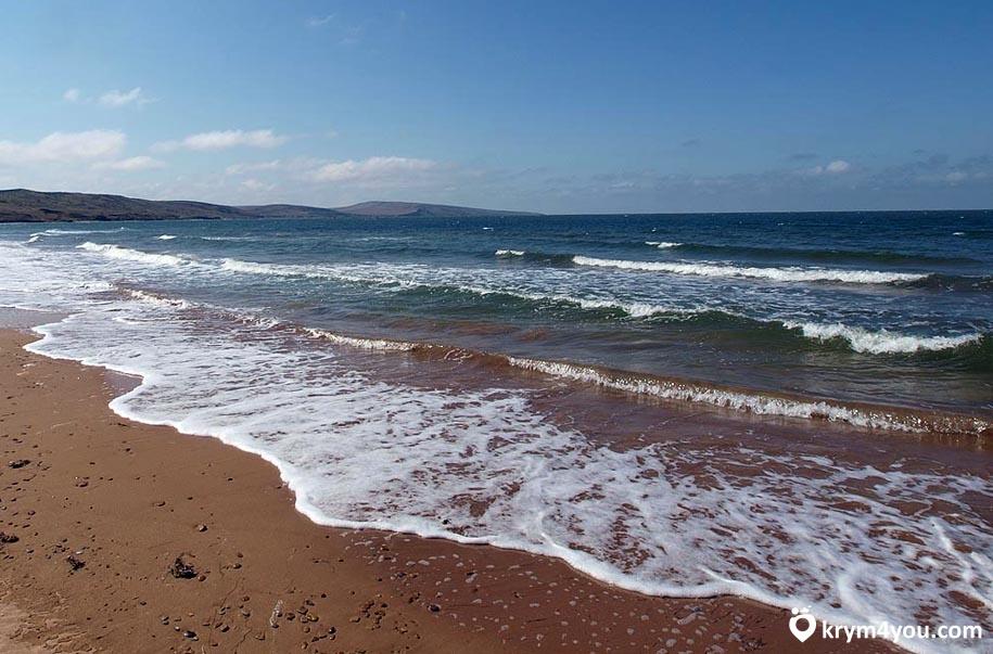 фото Крым Пляжи Керчи