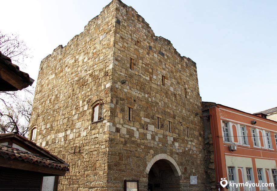 Гёзлевские ворота
