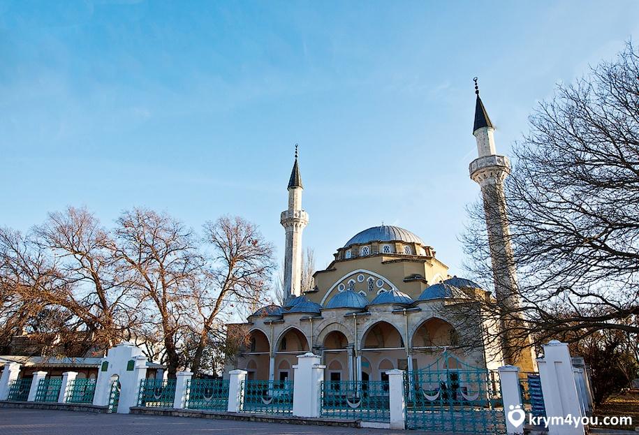 Мечетей — Джума-Джами