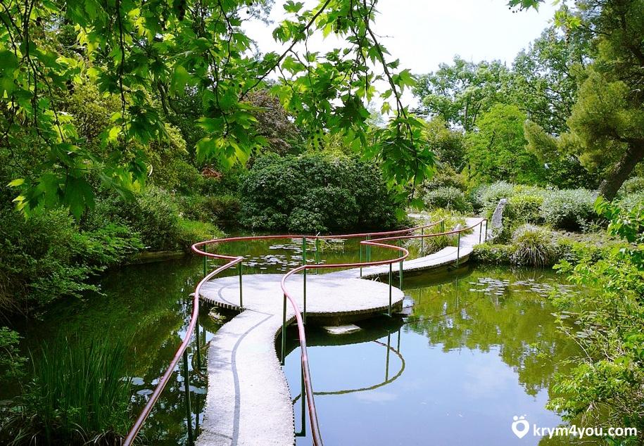 Крым Форосский парк