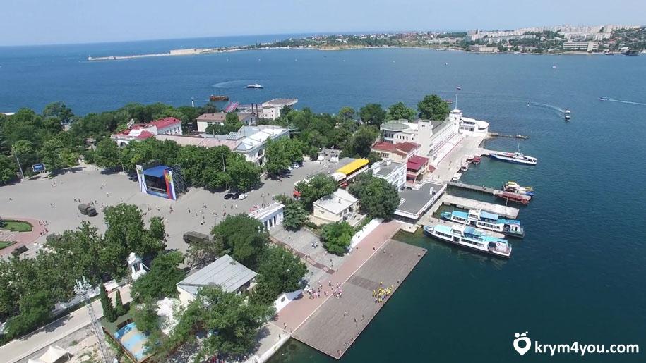 История Севастополя Крым