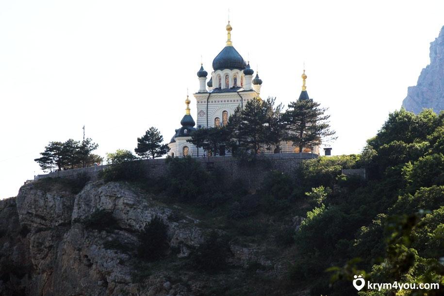Форосская церквовь