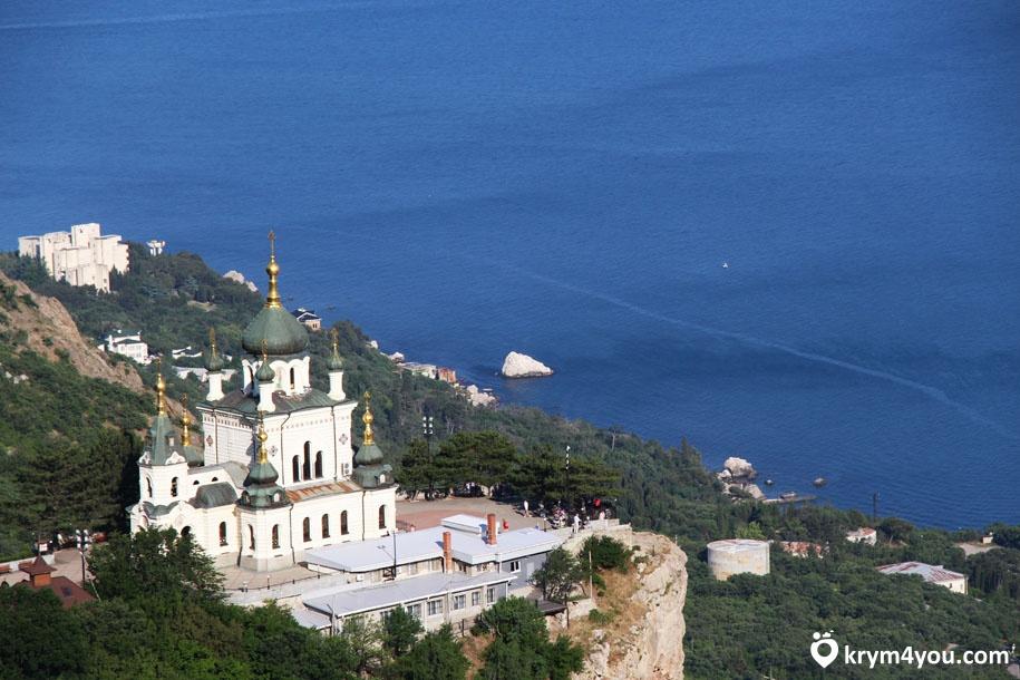 Фороская церковь или Церковь Вознесения Христова Крым