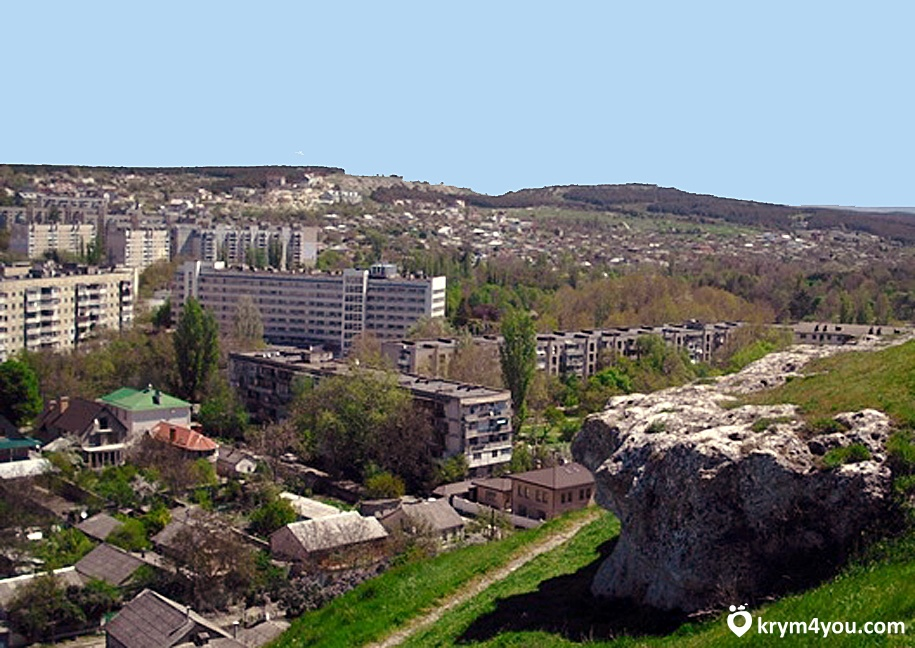 Петровской балке Симферополь