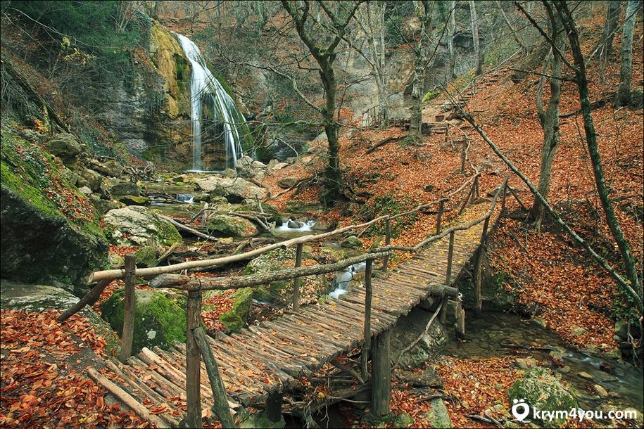 Водопад Джур-Джур 1