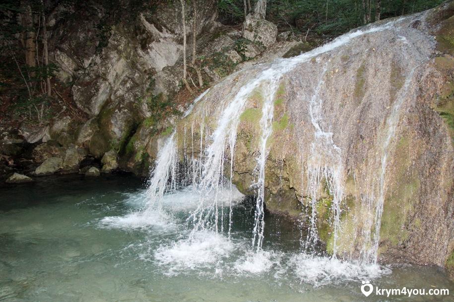 Водопад Джур-Джур 5