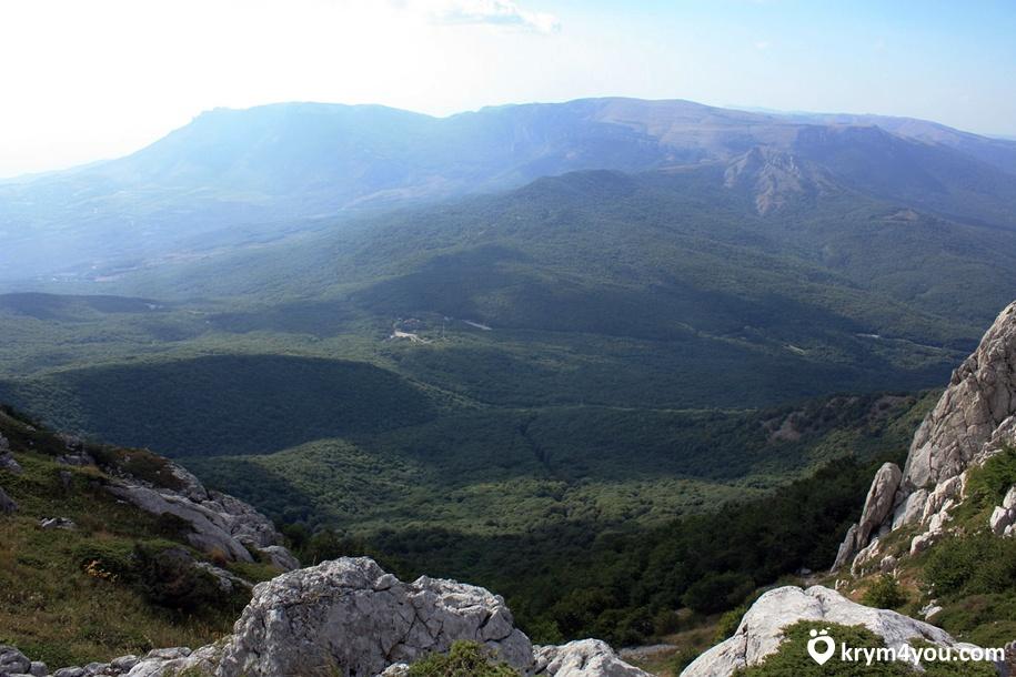 Ангарский перевал Крым фото
