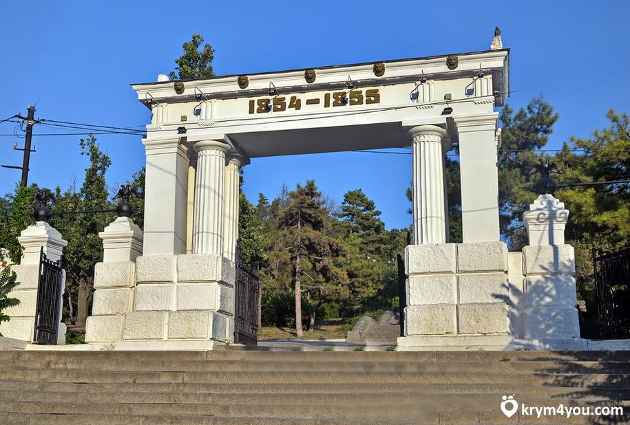 Малахов курган Севастополь Крым фото