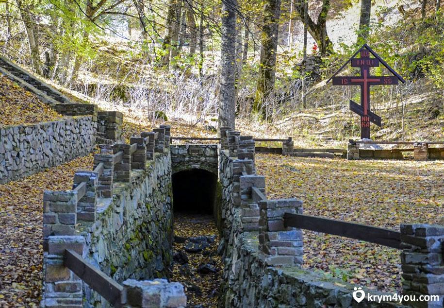 Косьмо-Дамиановский монастырь Крым фото 2