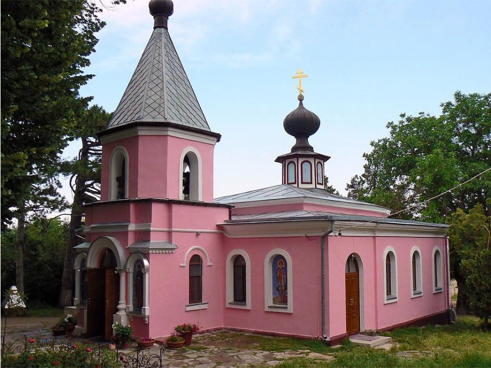 Топловский монастырь Крым