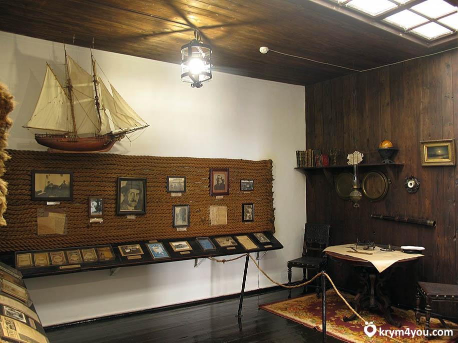 Музей Александра Грина в Феодосии фото 1