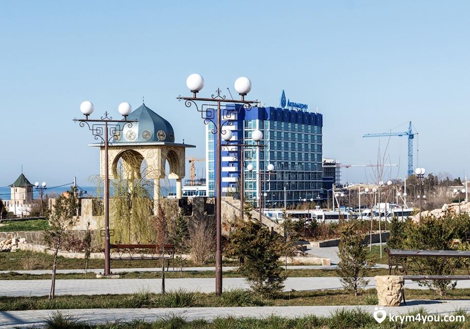 Парк Победы. Севастополь. Крым фото 1