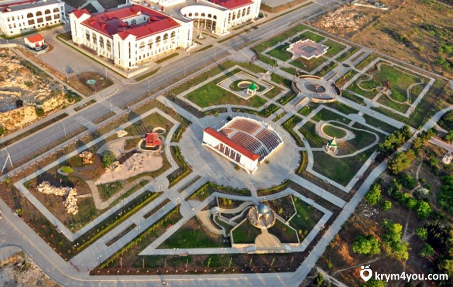 Парк Победы. Севастополь. Крым фото