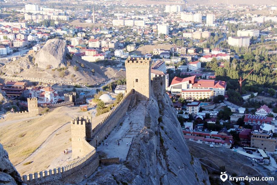 Крепости Крыма Судак