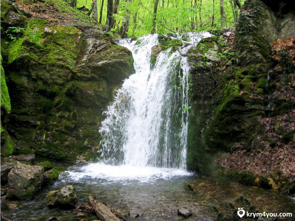 Водопад Головинского