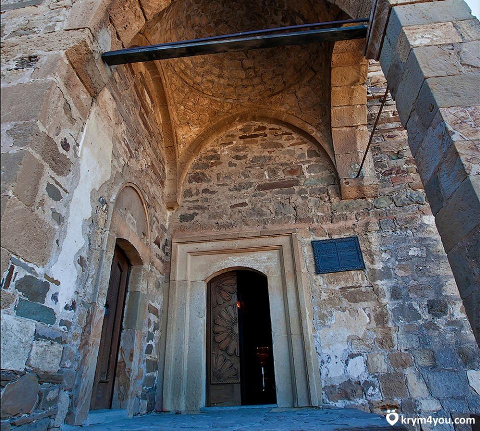 Судакская крепость фото