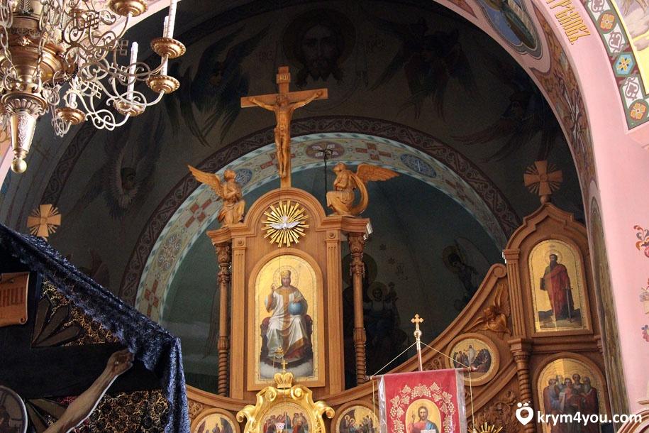 Храм Святого Илии Евпатория Крым