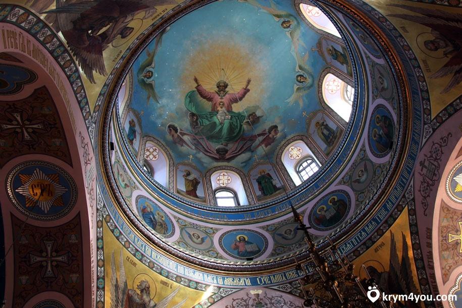 Храм Святого Илии Евпатория Крым 2