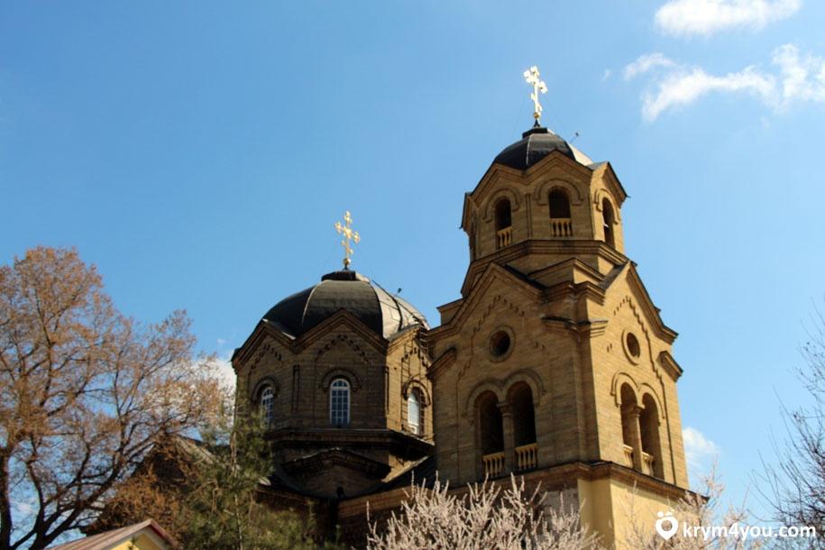 Храм Святого Илии Евпатория Крым 5