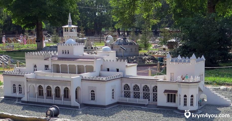 Дворец Кичкине