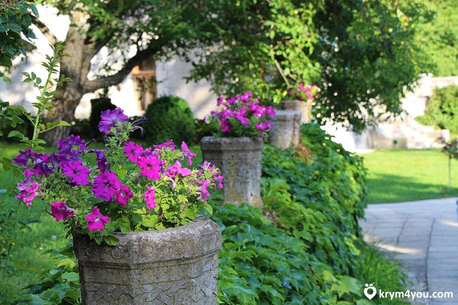 Массандровский парк фото