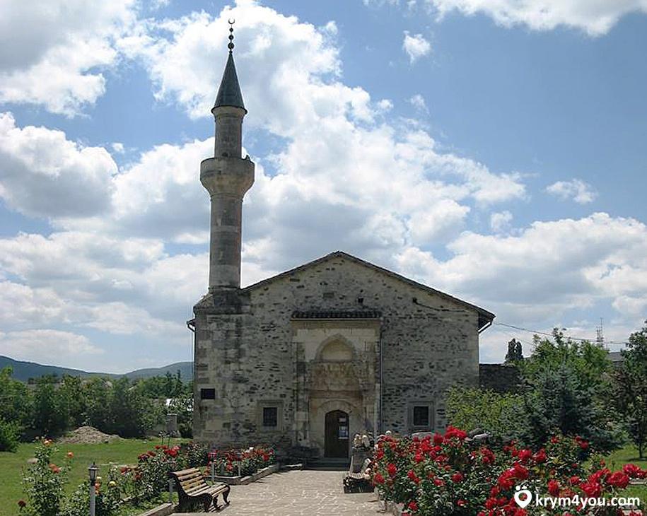 Мечеть хана Узбека Старый Крым фото1