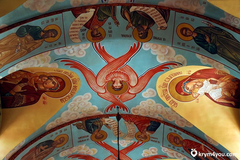 Покровский собор Севастополь  фото