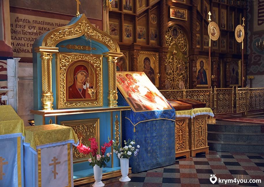 Покровский собор Севастополь Крым