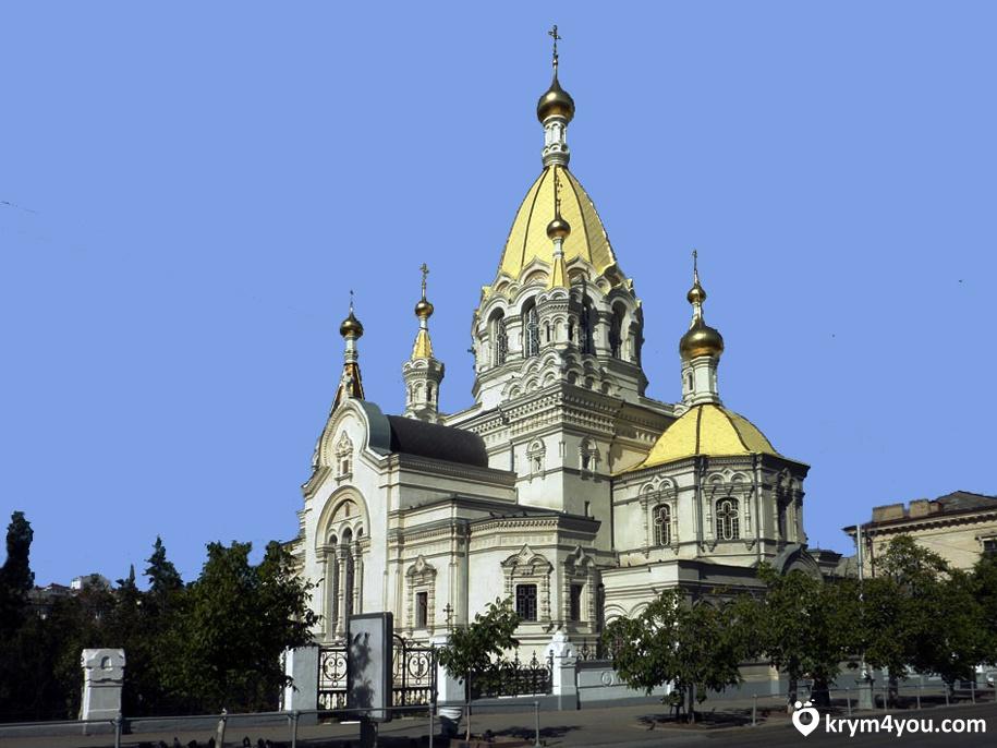 Покровский собор Севастополь Крым фото
