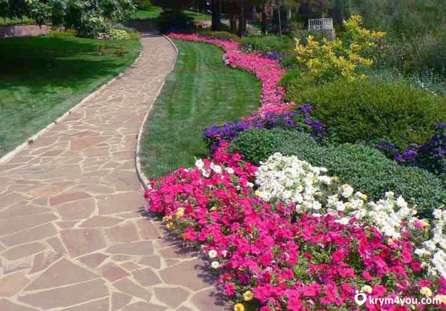 Парк Нижняя Ореанда в Крыму