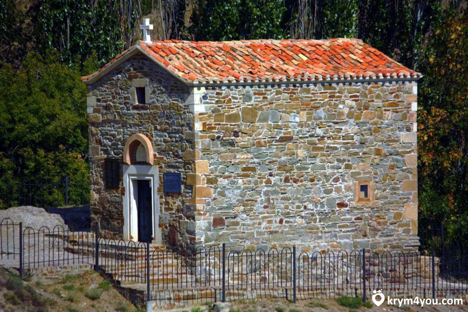Храм Двенадцати Апостолов Крым