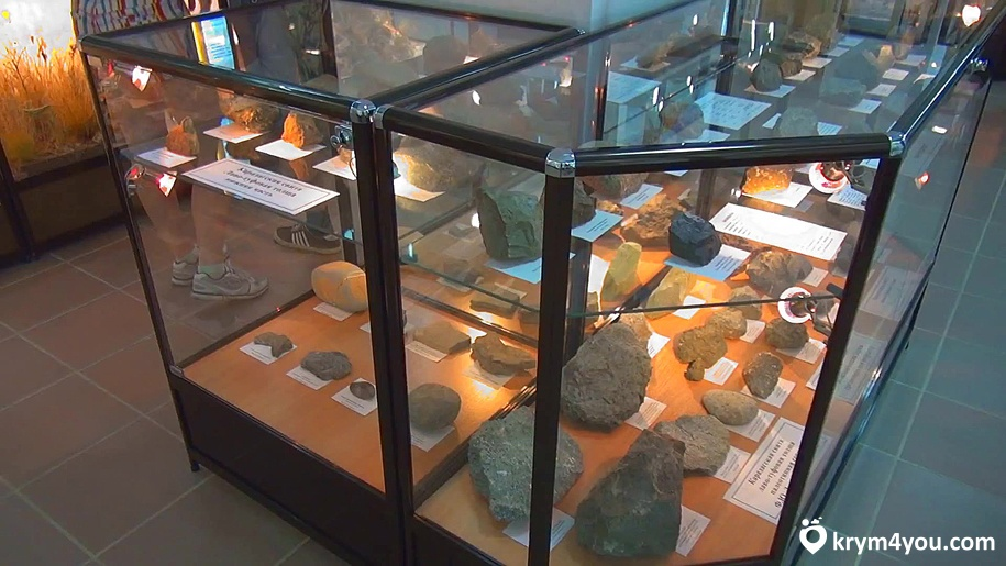 Музей природы Карадага Курортное Крым