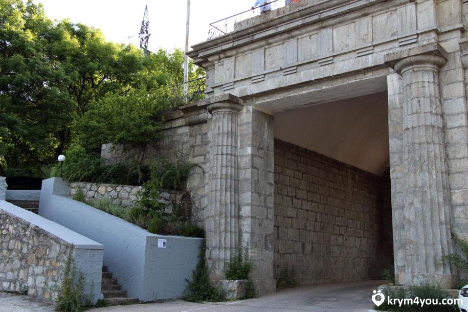 Байдарские ворота Крым