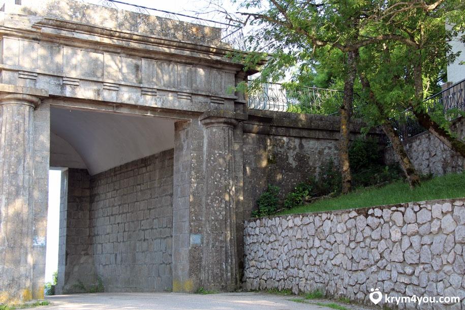 Крым Байдарские ворота