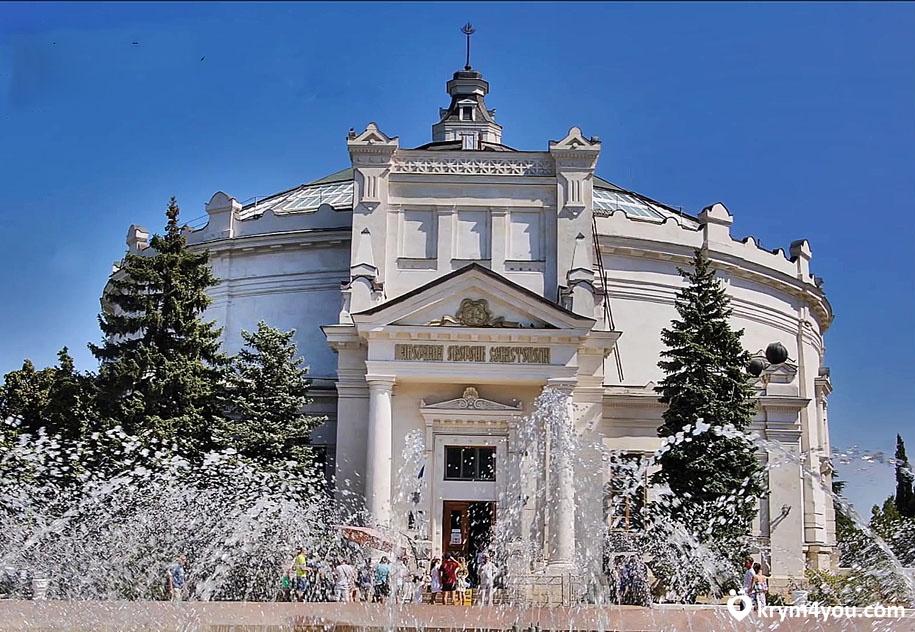 фото севастопольская панорама