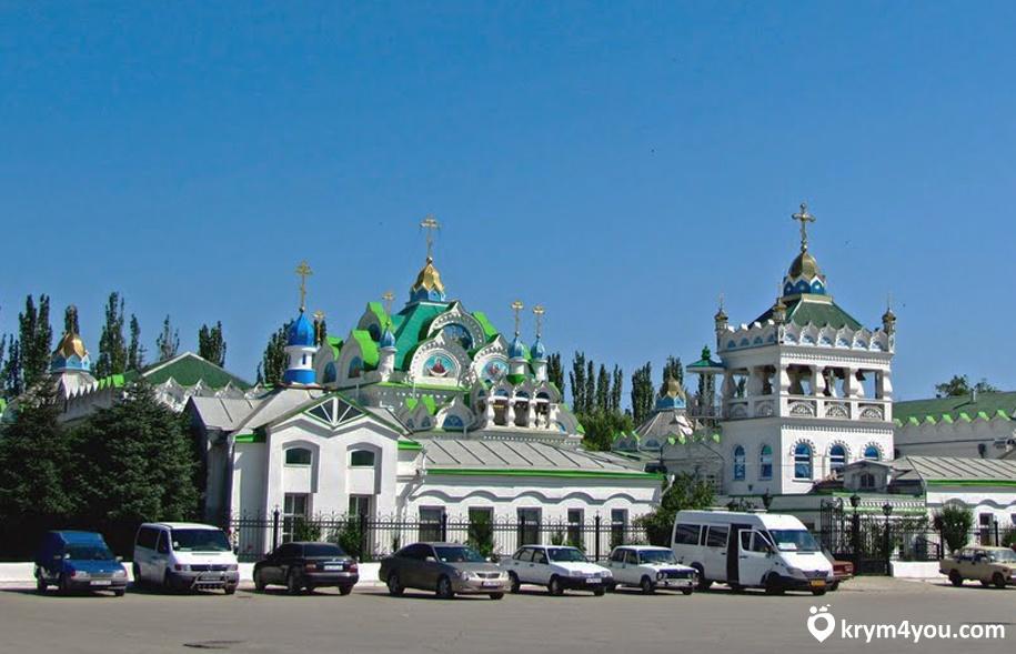 Церковь Святой Екатерины в Крыму