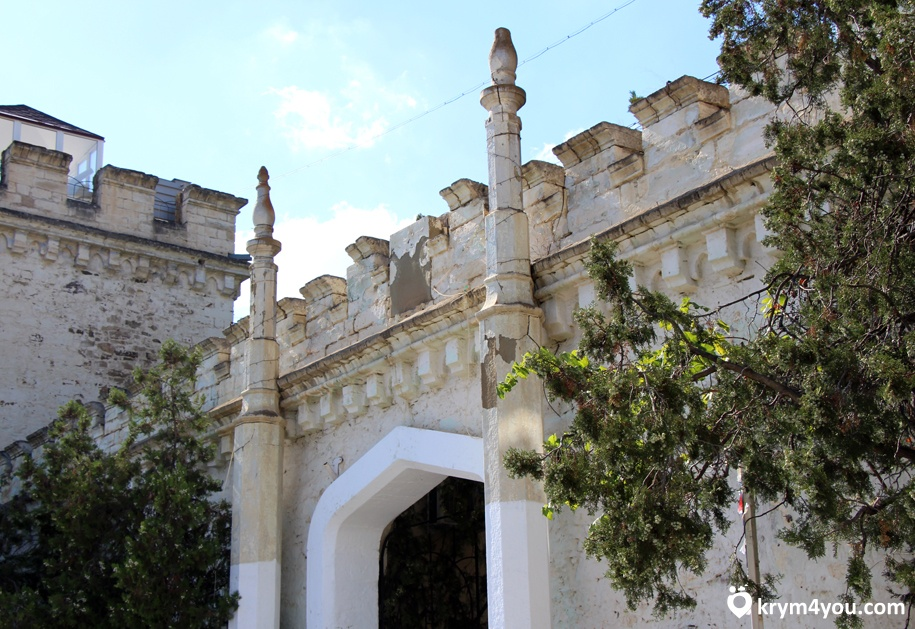 Дворец Голицына фото 1