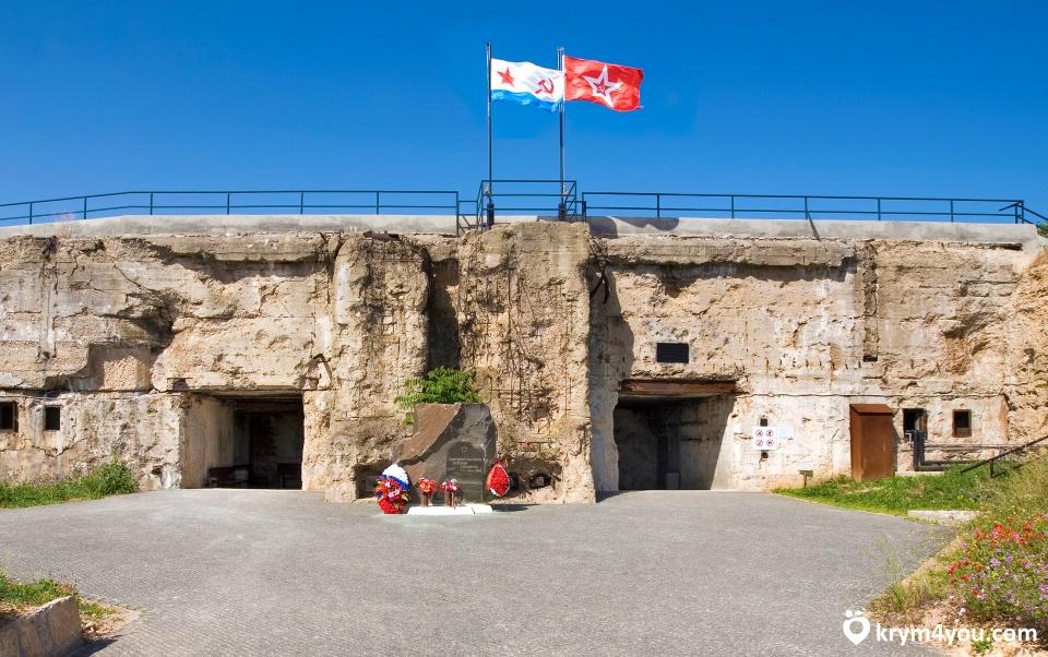Музей «35-я береговая батарея».