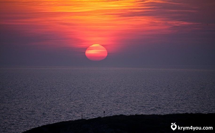 Щелкино Крым море