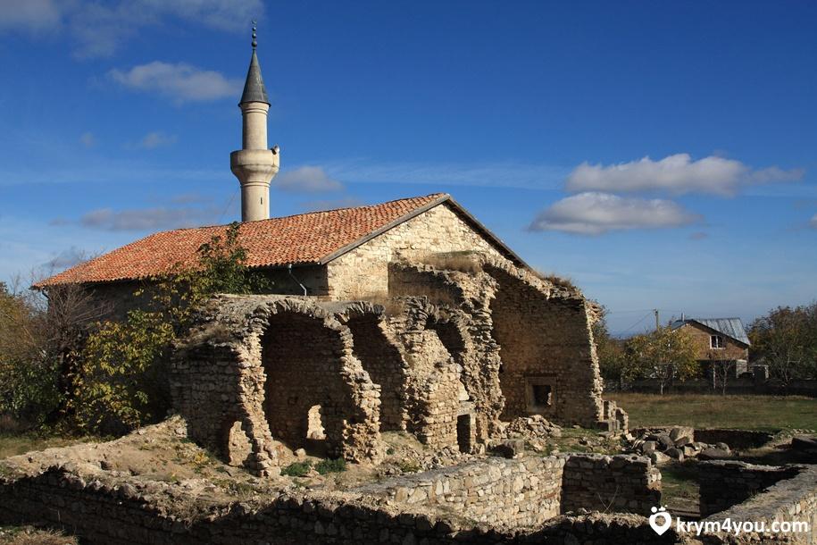 Старый Крым фото