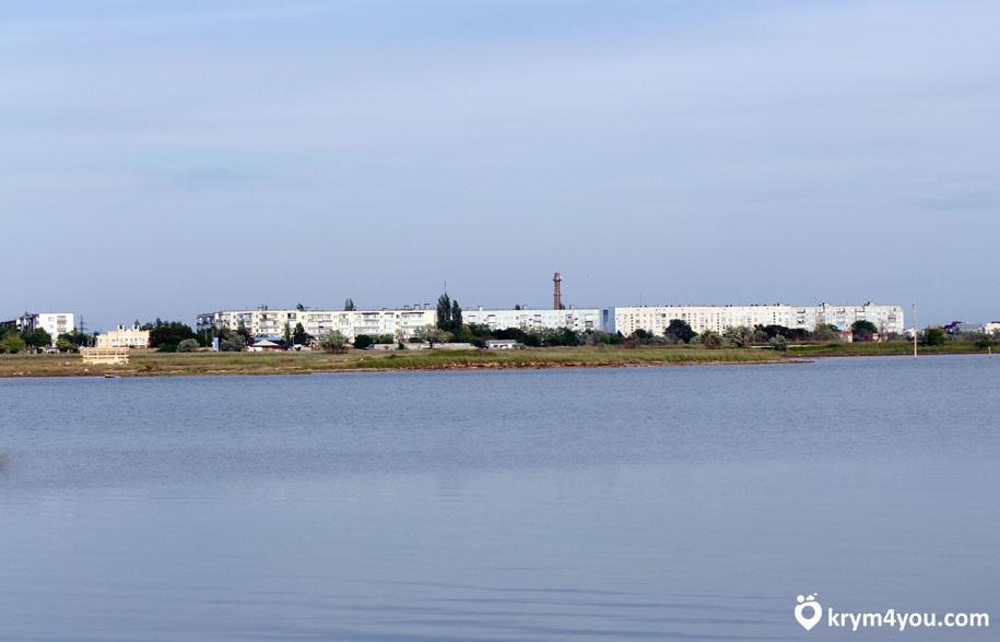 поселок Мирный Крым фото
