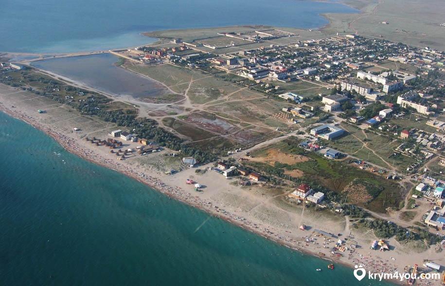 поселок Штормовое Крым