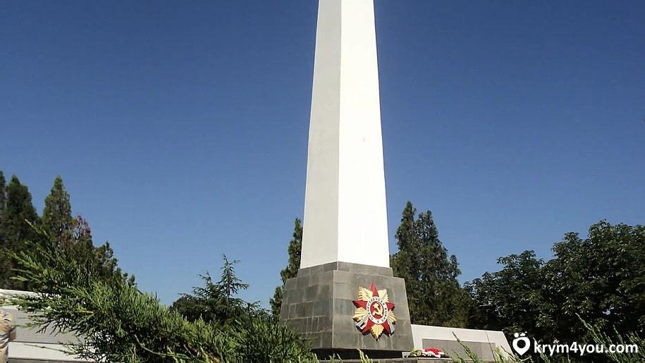 поселок Ленино в Крыму